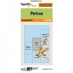 Topo50 BP31 Porirua