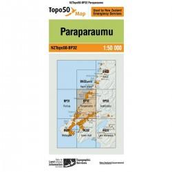 Topo50 BP32 Paraparaumu