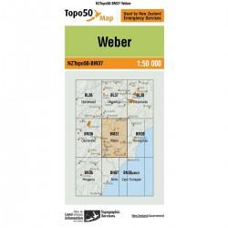 Topo50 BM37 Weber