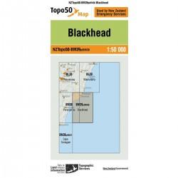 Topo50 BM39 Blackhead