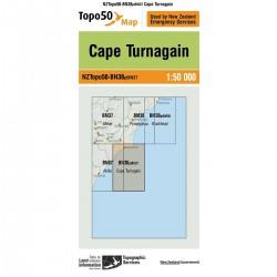Topo50 BN38 Cape Turnagain