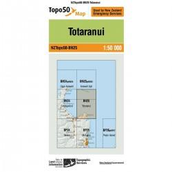 Topo50 BN25 Totaranui
