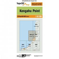 Topo50 BQ21 Kongahu Point