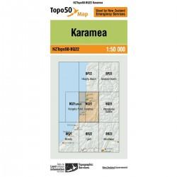 Topo50 BQ22 Karamea