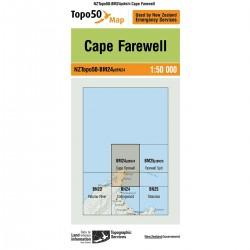 Topo50 BM24 Cape Farewell