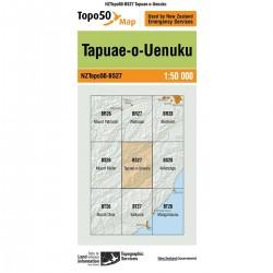 Topo50 BS27 Tapuae-O-Uenuku