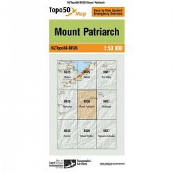 Topo50 BR26 Mount Patriarch