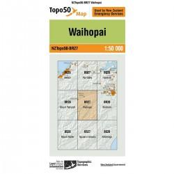 Topo50 BR27 Waihopai