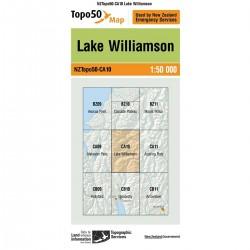 Topo50 CA10 Lake Williamson