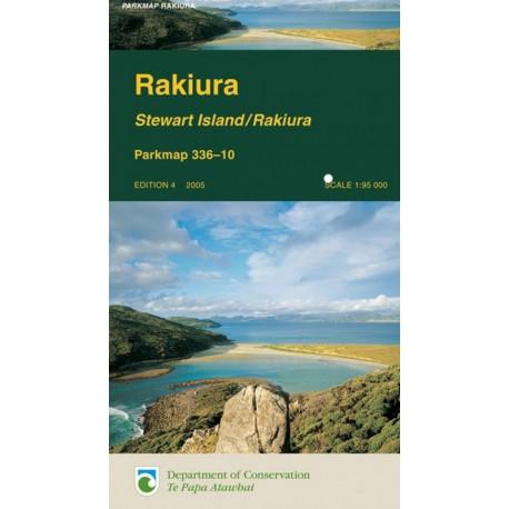 Rakiura Parkmap