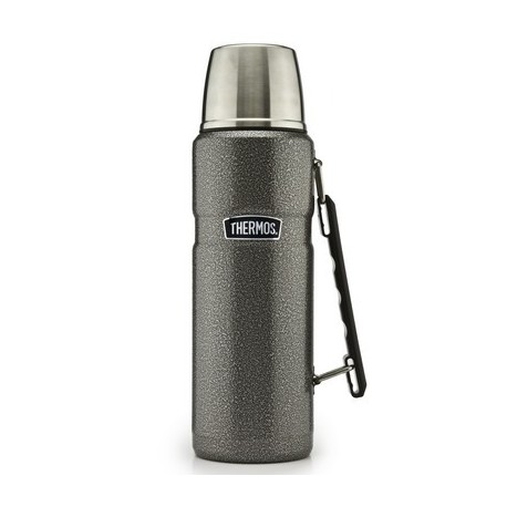 Thermos Flask Stainless Steel Hammertone 1.2L