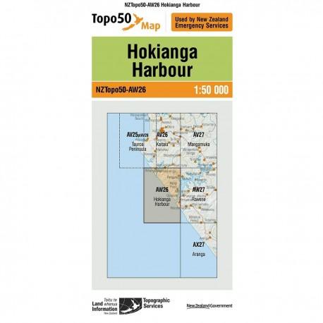 Topo50 AW26 Hokianga Harbour