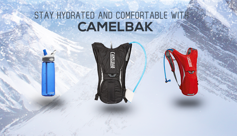 Need water? need a Camel? - then why not get a Cambak