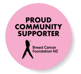 Donations Raised for the New Zealand Breast Cancer Foundation
