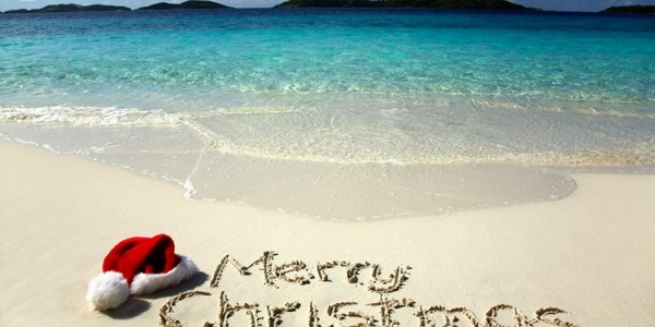 How To Have A Memorable Christmas & New Year On The BEACH