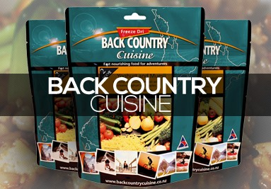 Back Country Cuisine Available here